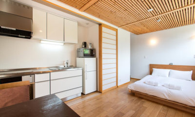 Sekka Ni 1 Bedroom with Wooden Floor | Lower Hirafu