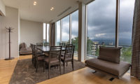 Suishou Dining Area with View | Upper Hirafu