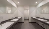 Tsumugi Lodge Common Bathroom | West Hirafu