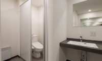 Tsumugi Lodge Bathroom | West Hirafu