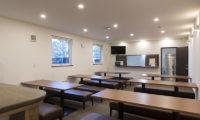 Tsumugi Lodge Common Dining Area | West Hirafu