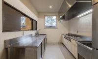 Tsumugi Lodge Kitchen Area | West Hirafu
