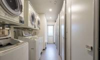 Tsumugi Lodge Laundry Room | West Hirafu