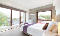 Yuuki Toride Bedroom with Carpet and View | Lower Hirafu