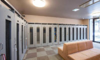 Hakuba Gateway Hotel Ski Locker Room | Happo Village