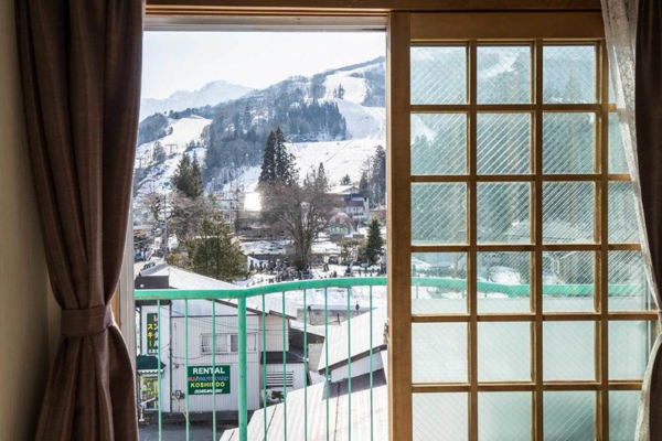 Hakuba Gateway Hotel View from Balcony | Happo Village