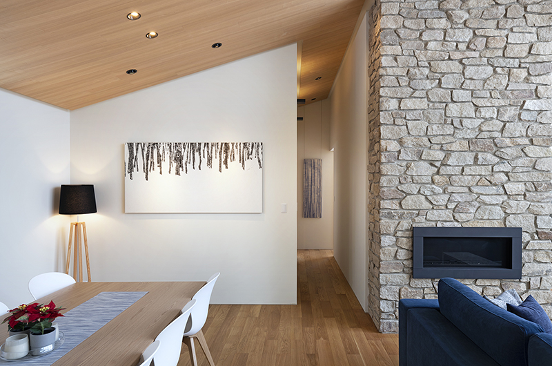 Sakka Rocks Chalet Dining Area | Upper Wadano