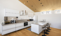 Sakka Rocks Chalet Modular Kitchen | Upper Wadano