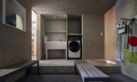 Sakka Rocks Chalet Laundry Room | Upper Wadano