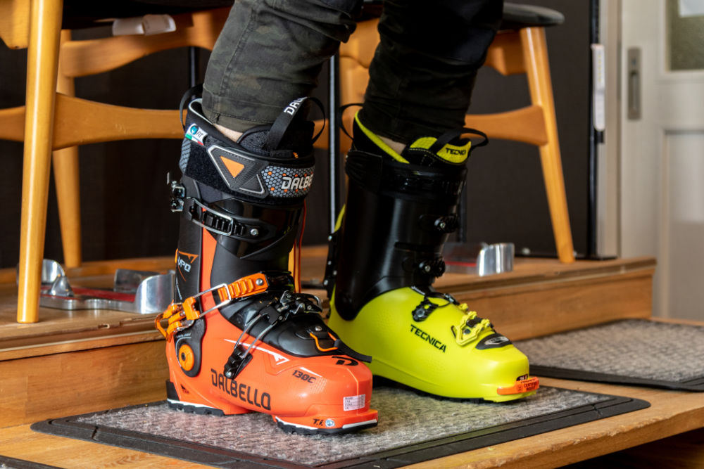 Ski boot flex – everything you need to know