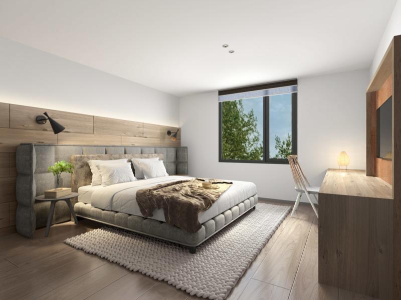 Koa Niseko Bedroom with TV | Higashiyama