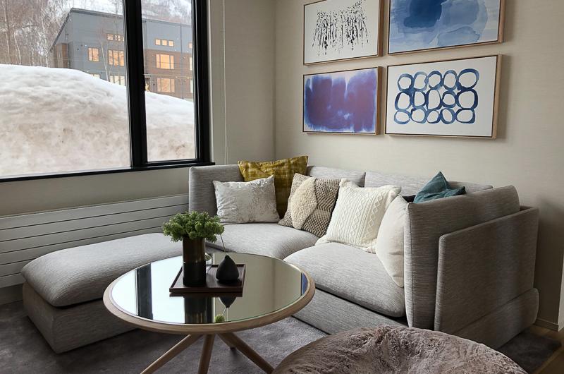 Koa Niseko Lounge Room | Higashiyama