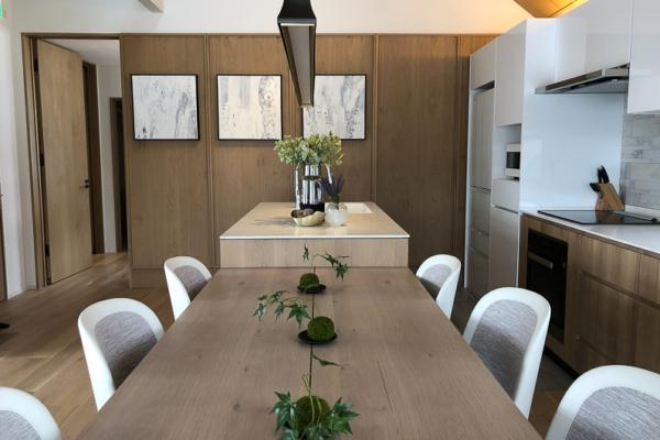 Koa Niseko Kitchen and Dining Area | Higashiyama
