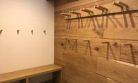 Koa Niseko Ski Storage Room with Seating Area | Higashiyama