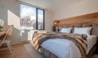 Koa Niseko Master Bedroom with Mt Yotei Views | Higashiyama
