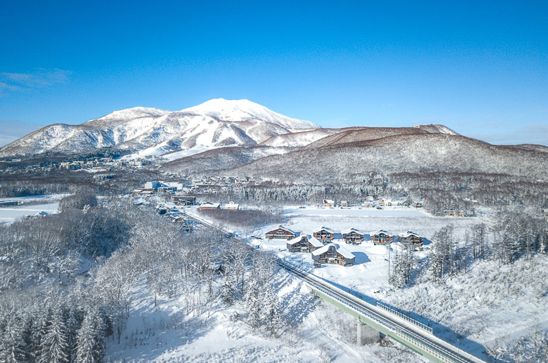 Panorama Niseko View from the Top | East Hirafu