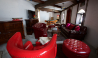 Chalet Hakuba Living Area | Upper Wadano