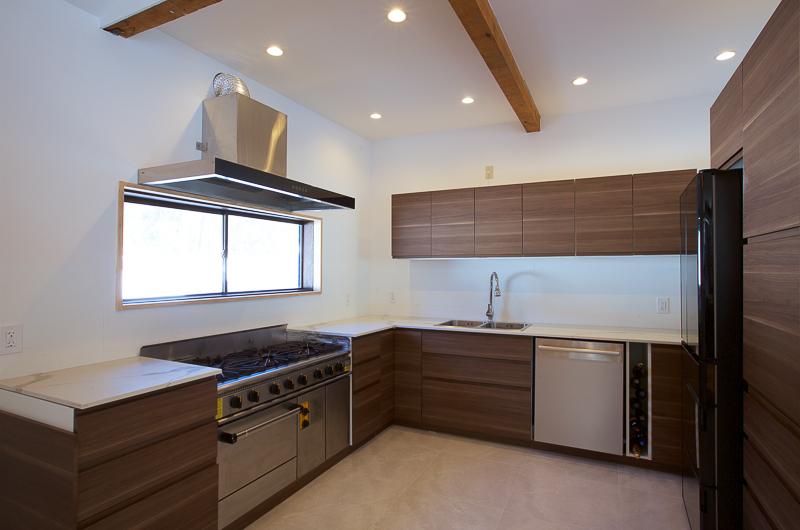 Chalet Hakuba Kitchen Area | Upper Wadano