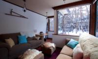 Chalet Hakuba Family Room   Upper Wadano