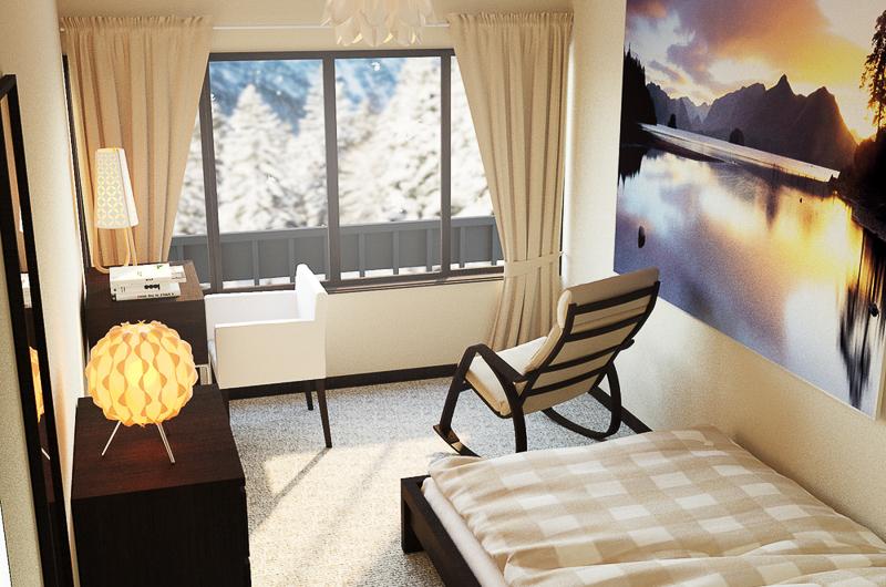 Chalet Hakuba Room with View   Upper Wadano