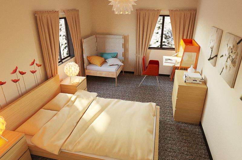 Hakuba Chalet Hakuba Bedroom