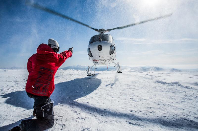 Niseko Heli Skiing