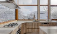 Hokkaidaway Kitchen with View | West Hirafu