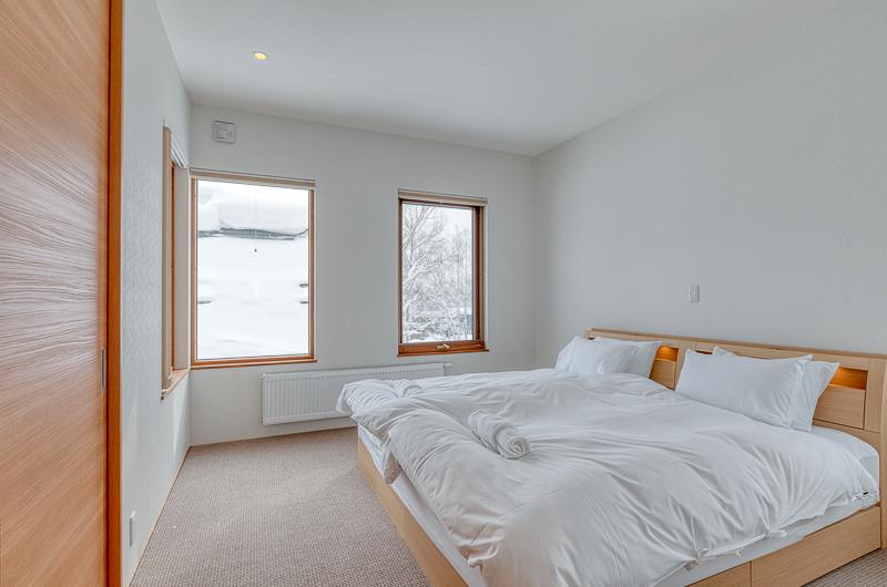 Hokkaidaway Bedroom   West Hirafu