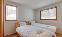 Hokkaidaway Twin Bedroom | West Hirafu