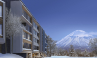 Setsu Niseko Exterior with Snow | Upper Hirafu