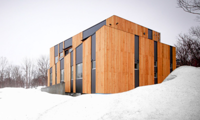 Silver Dream Exterior with Snow | West Hirafu