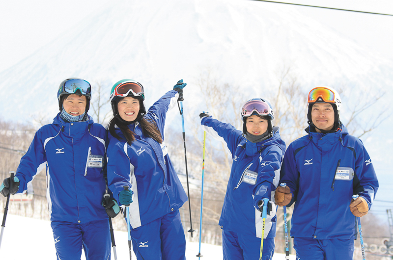 Getting the most out of your ski instructor in Niseko