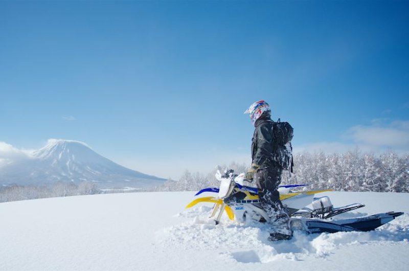 Niseko Snowbiking