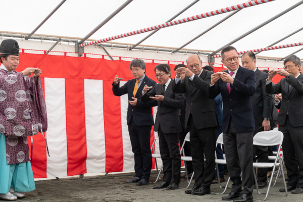 setsu-niseko-ground-breaking-ceremony-hirafu-25-April-2019-07