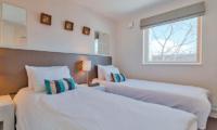 Snow Fox Twin Bedroom with View | Lower Hirafu