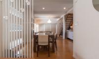 Snow Fox Dining Area with Wooden Floor | Lower Hirafu