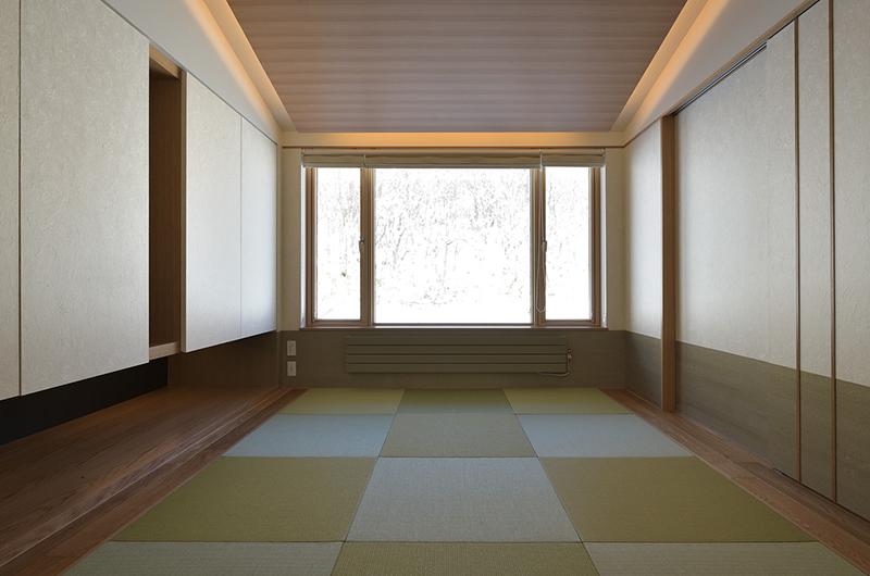 Tsudoi Japanese Style Room | East Hirafu