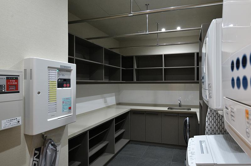 Tsudoi Laundry Room | East Hirafu