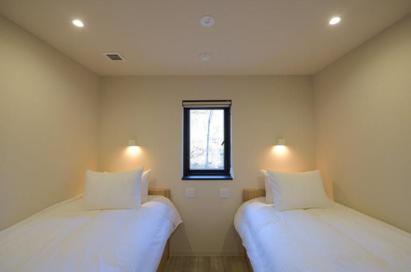Hachi Twin Bedroom | Upper Wadano