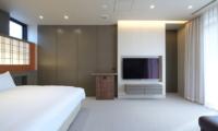 Hachi Bedroom with TV | Upper Wadano
