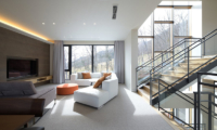 Hachi Living Area with Up Stairs | Upper Wadano