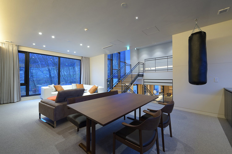 Hachi Living and Dining Area | Upper Wadano