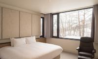 Hachi Bedroom with Outdoor View | Upper Wadano
