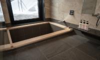 Hachi Sunken Japanese Tub | Upper Wadano