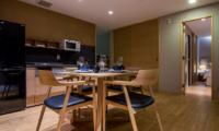 Koharu Resort Hotel & Suites Kitchen and Dining Area with Fridge | Upper Wadano
