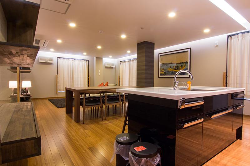 Koharu Resort Hotel & Suites Kitchen and Dining Area | Upper Wadano