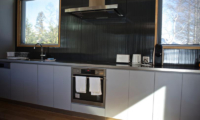 Wagaya Chalet Modular Kitchen | Happo Village