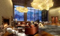 Yu Kiroro Indoor Area with Fireplace | Kiroro