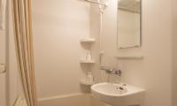 Midtown Niseko Bathroom with Mirror | East Hirafu