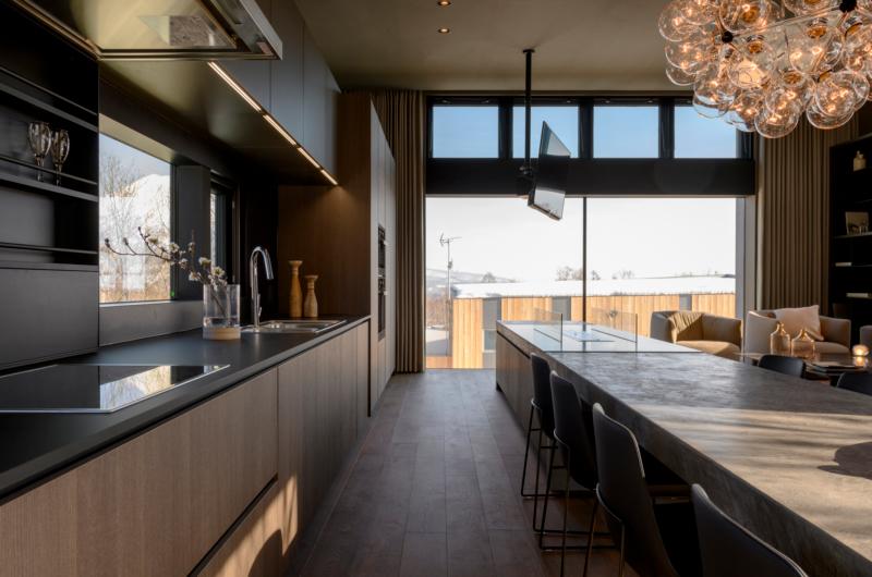 Odile Kitchen Area | West Hirafu